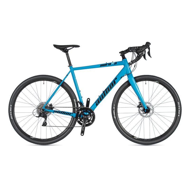 Gravel kolo Author Aura XR3 2020