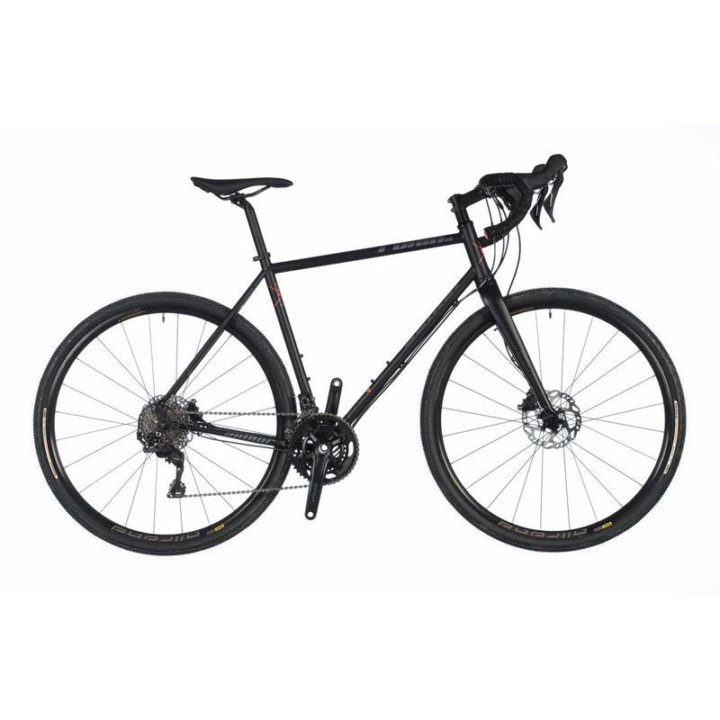 Gravel kolo Author Ronin SL 2020