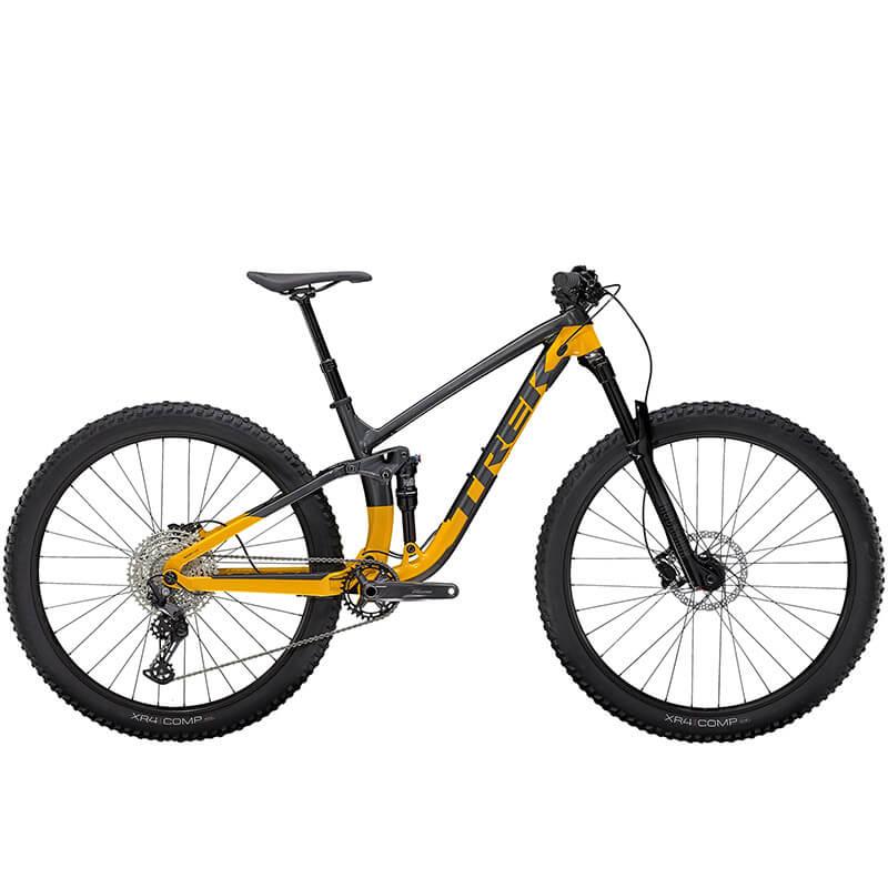 Celoodpružené kolo Trek Fuel EX 5 2021