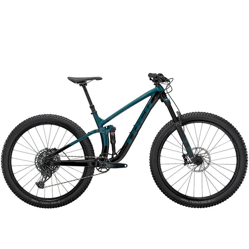 Celoodpružené kolo Trek Fuel EX 8 GX 2021