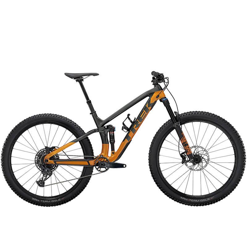 Celoodpružené kolo Trek Fuel EX 9.7 2021