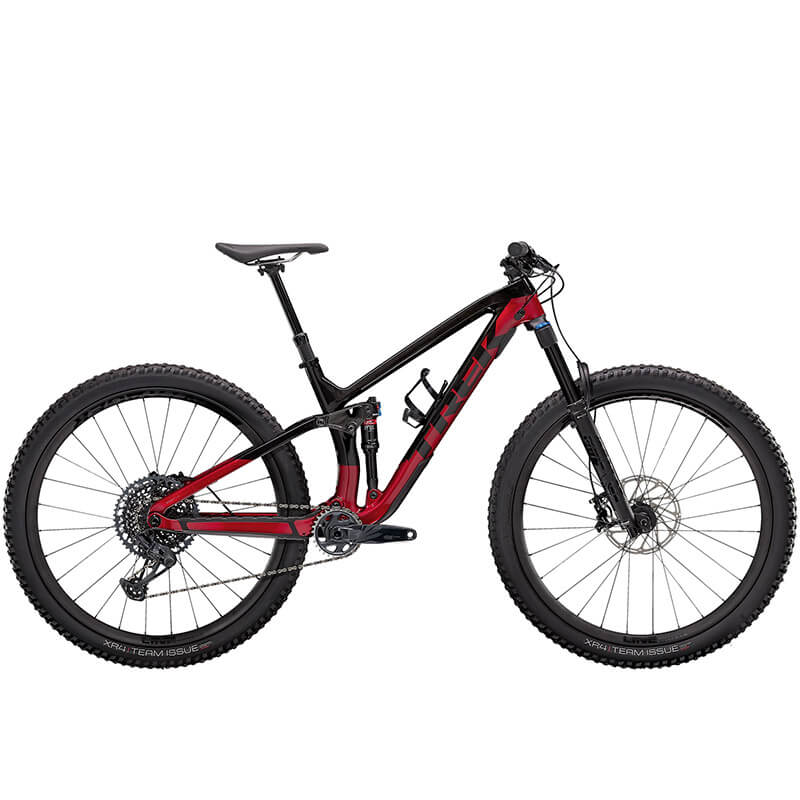 Celoodpružené kolo Trek Fuel EX 9.8 GX 2021