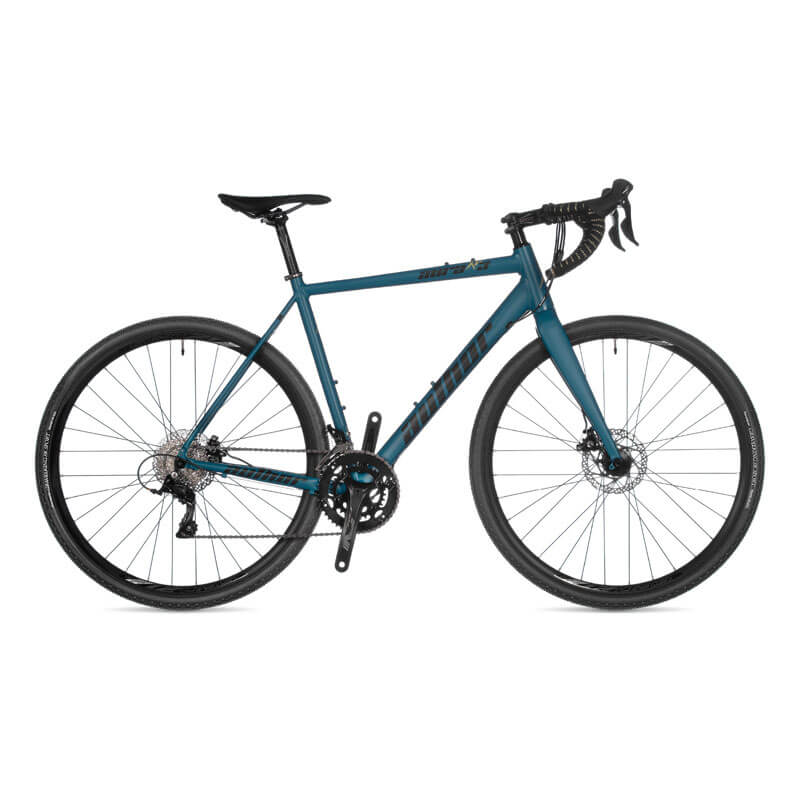 Gravel kolo Author Aura XR3 2021