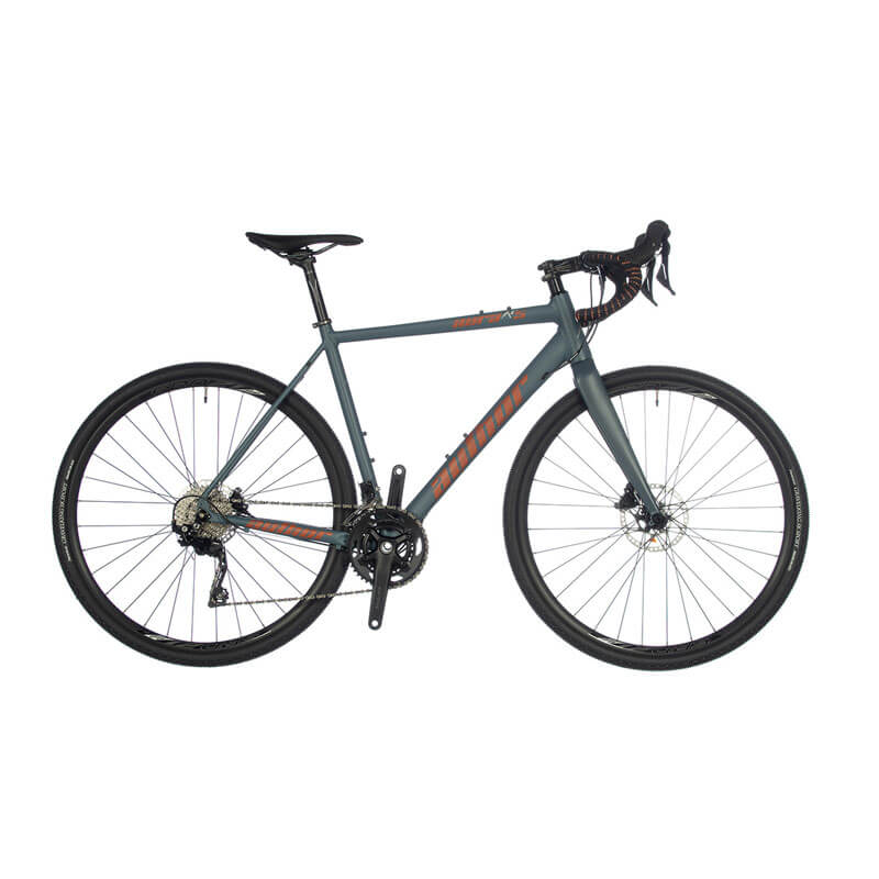 Gravel kolo Author Aura XR5 2021