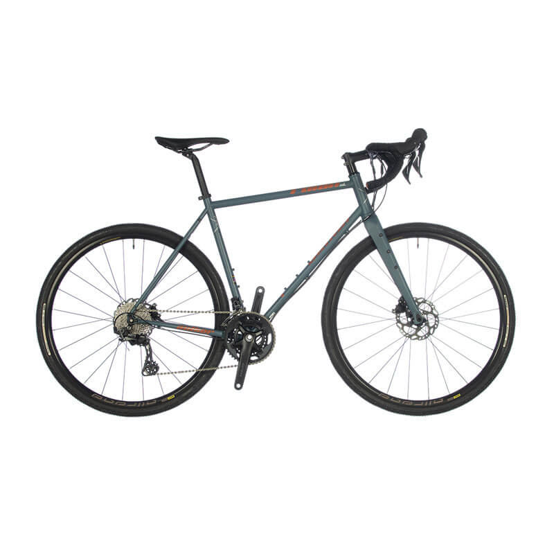 Gravel kolo Author Ronin SL 2021